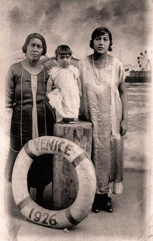 Venice , Ca Chicano Mexican History