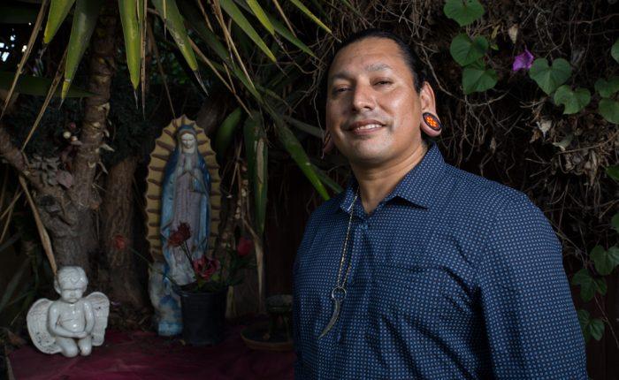 Mike Bravo Venice, CA Native Indigenous